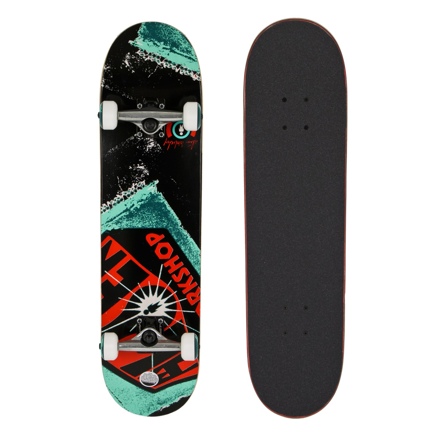 Alien Workshop OG Polaroid Skateboard Complete | evo