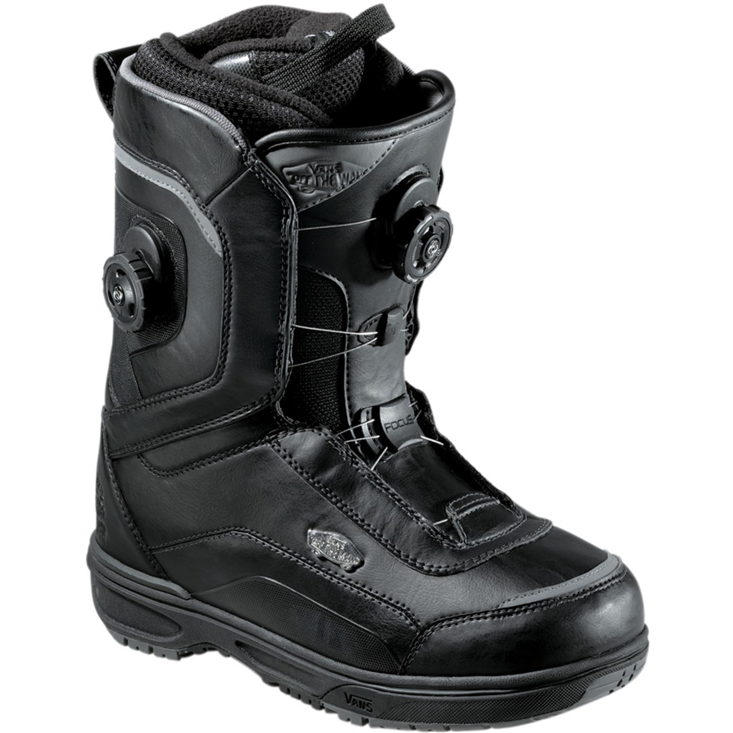 vans cirro boa snowboard boots 2012 evo outlet. Black Bedroom Furniture Sets. Home Design Ideas