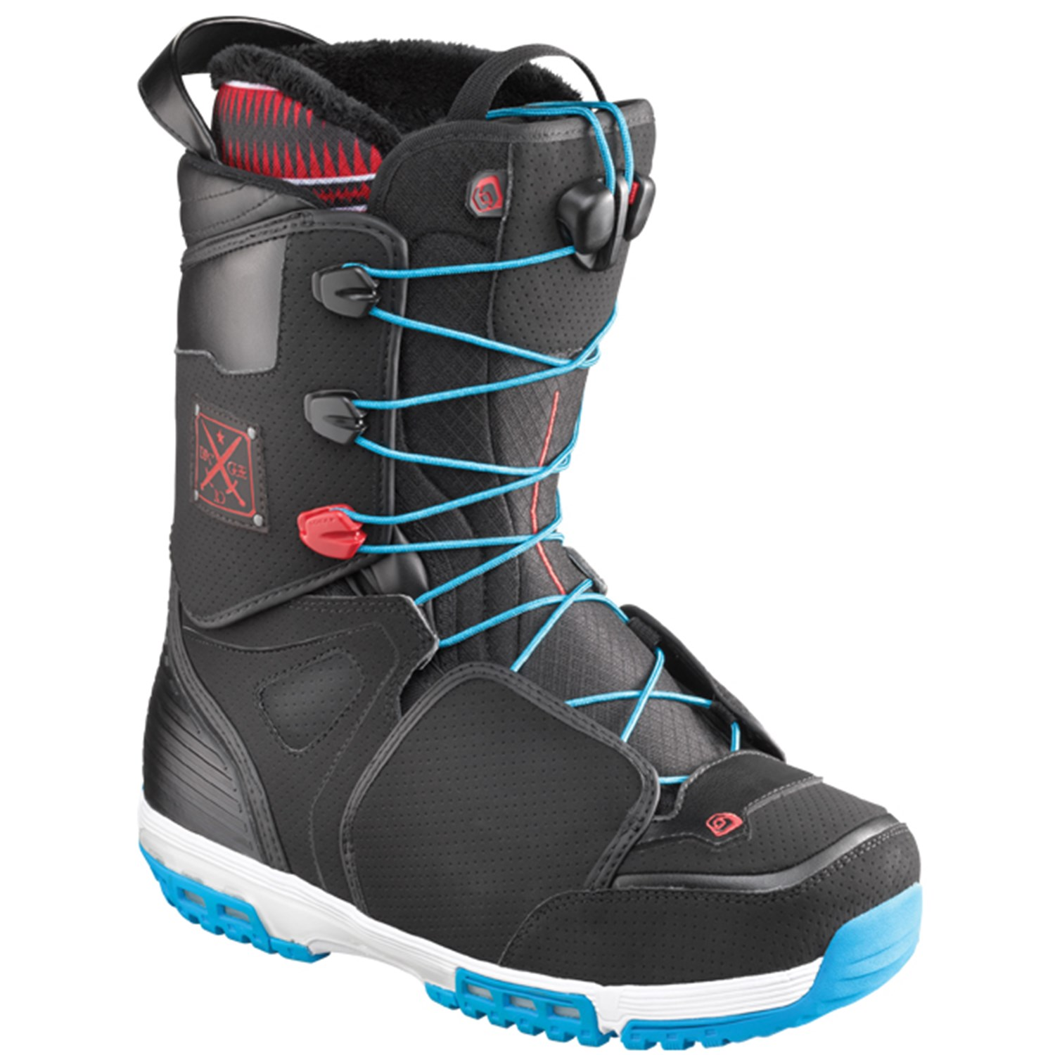 Salomon Dialogue Wide Snowboard Boots Demo 2012 Evo Outlet