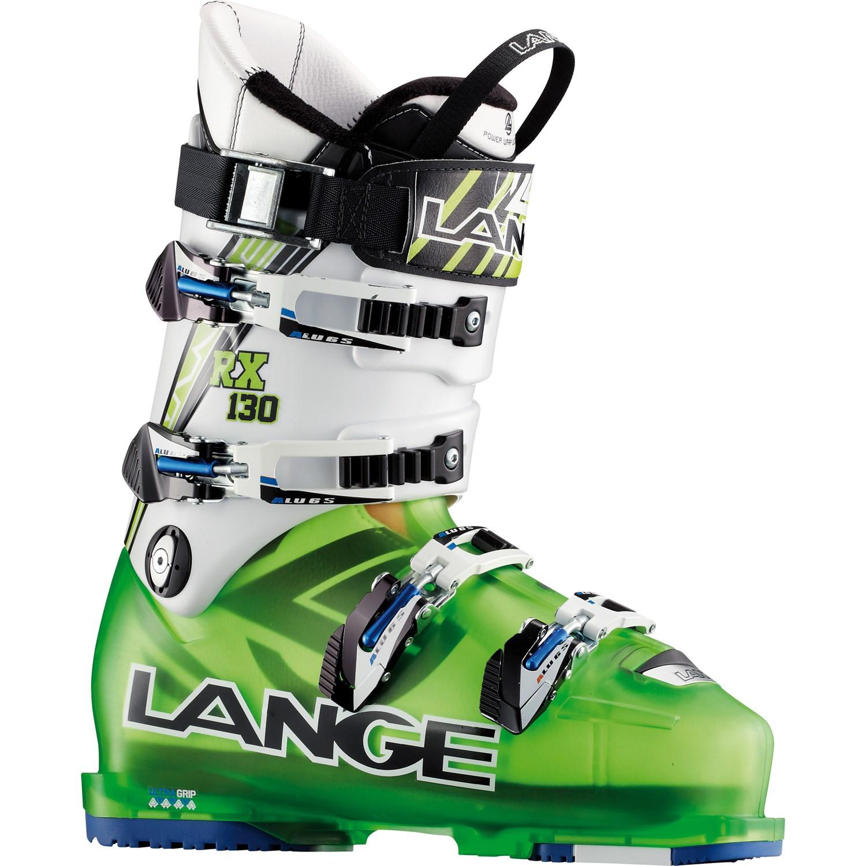 lange rx 130 ski boots 2012 evo