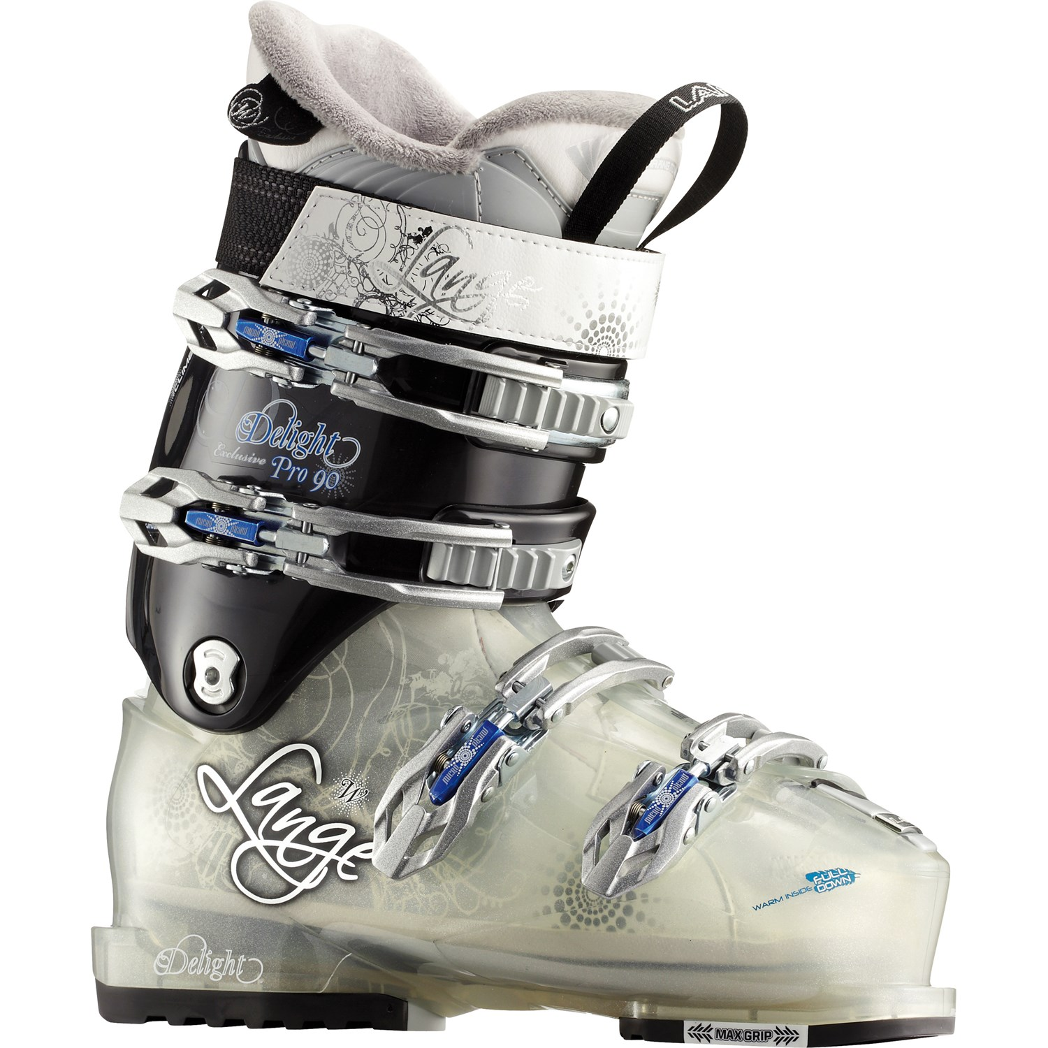 Lange Exclusive Delight Pro Ski Boots - Women's 2012 | evo ...