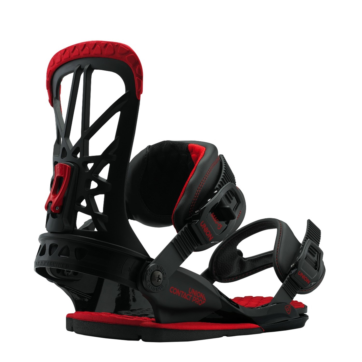 Union Contact Pro Snowboard Bindings 2012