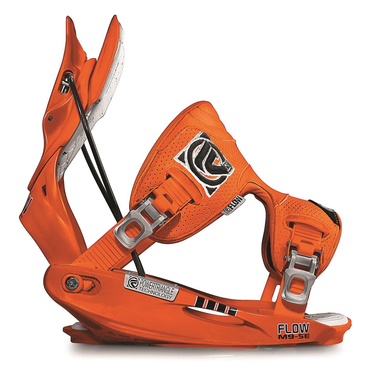 Flow M9-SE Snowboard Bindings 2012