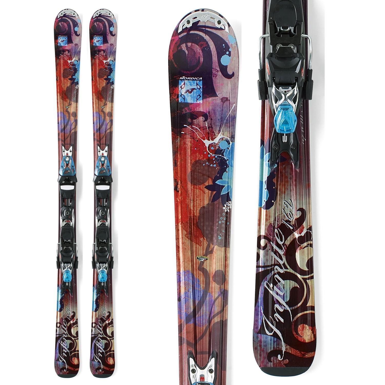 Nordica Infinite Skis + XBI CT Bindings