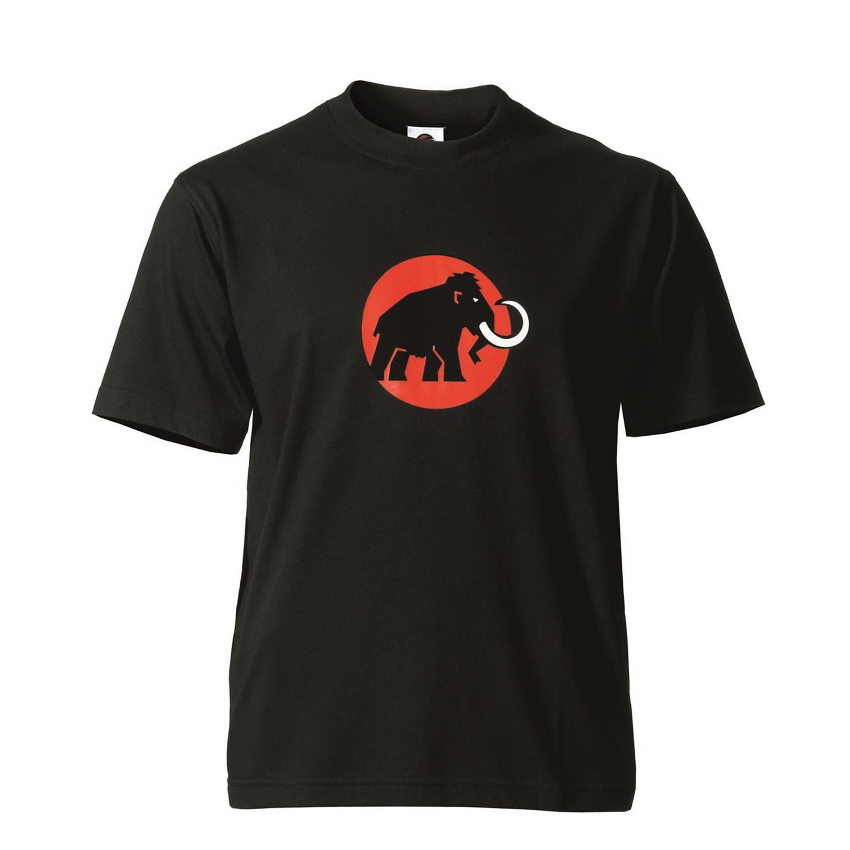 mammut logo t shirt evo outlet. Black Bedroom Furniture Sets. Home Design Ideas