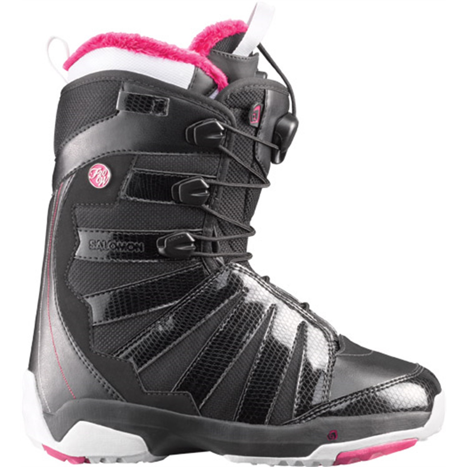 Popular G3jeziba UK Salomon Winter Boots Women