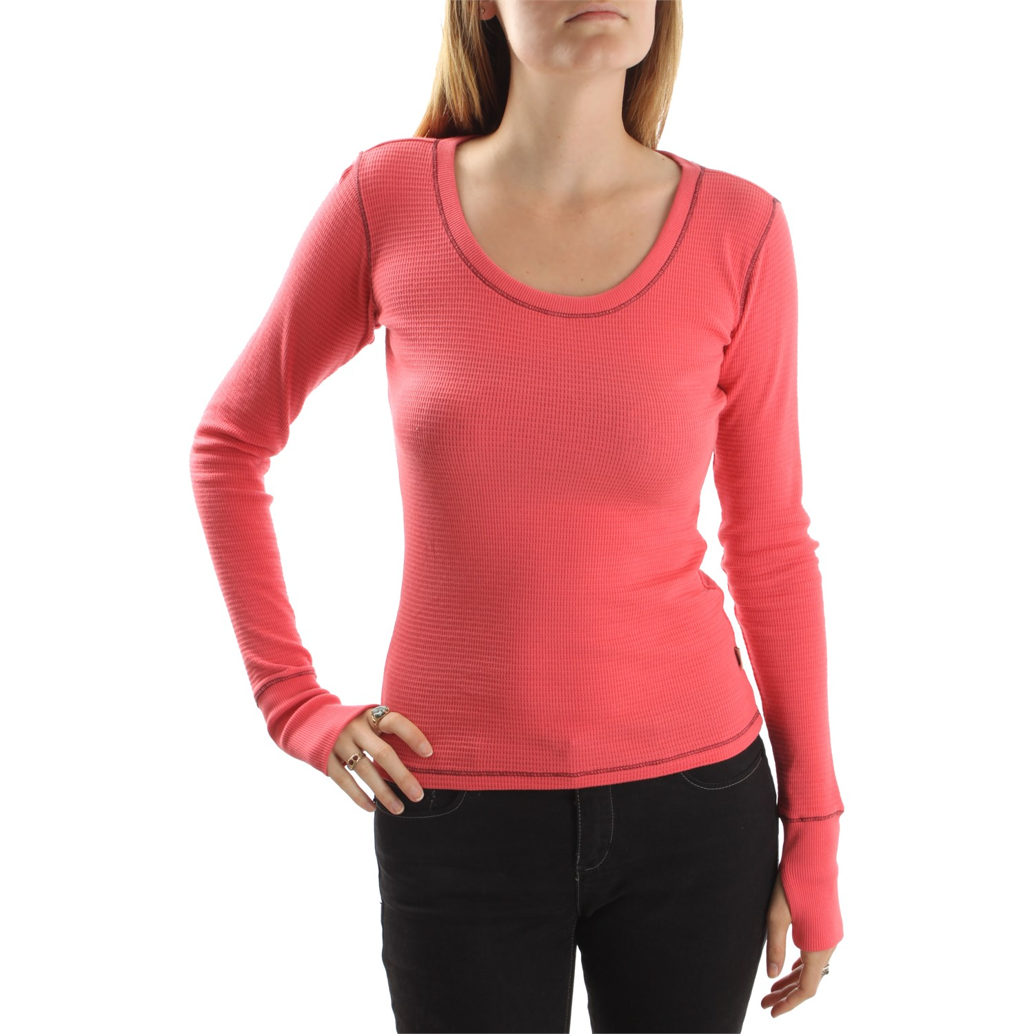 The North Face Alice Thermal Long Sleeve Shirt Women 39 S Evo
