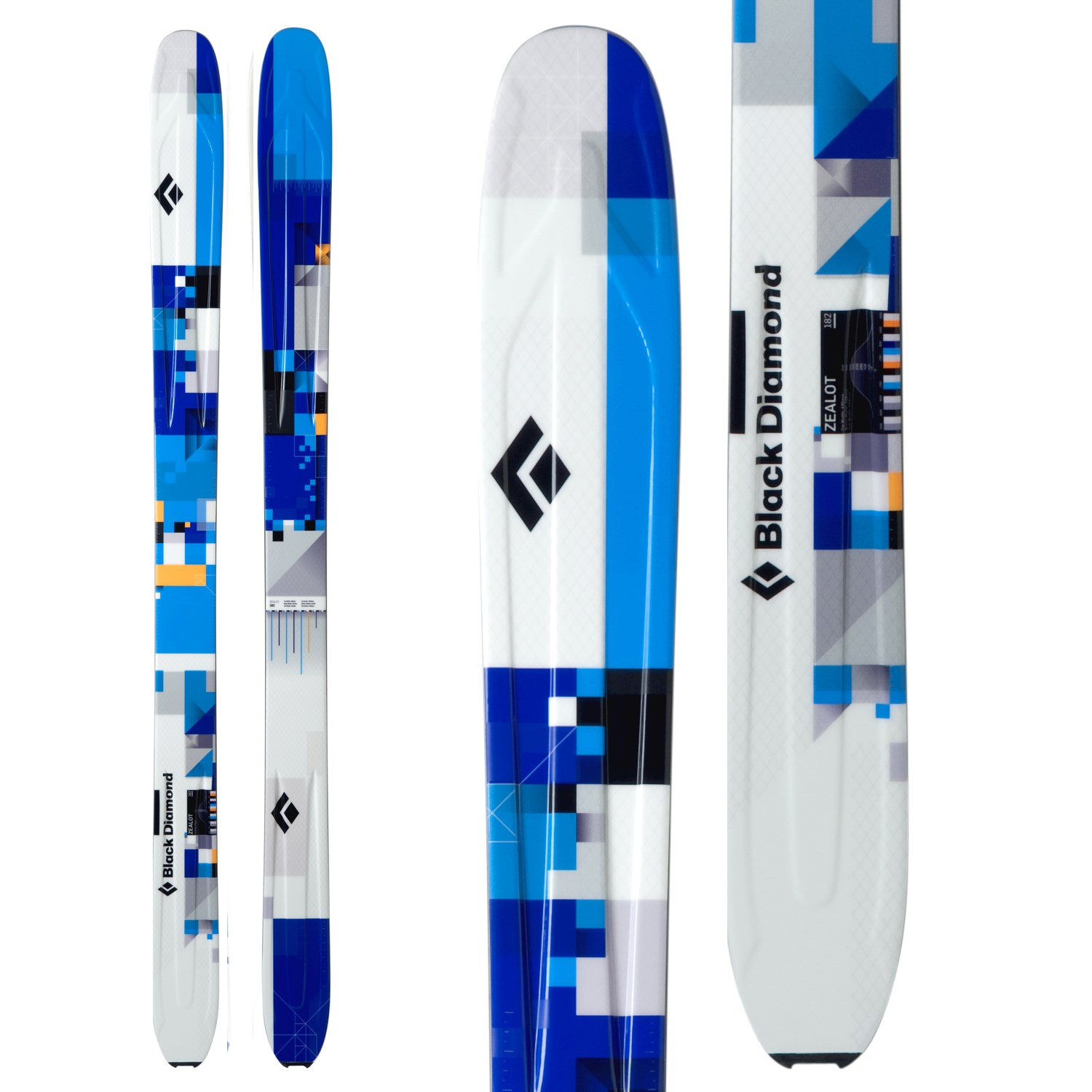 black diamond zealot skis 2012 evo outlet. Black Bedroom Furniture Sets. Home Design Ideas