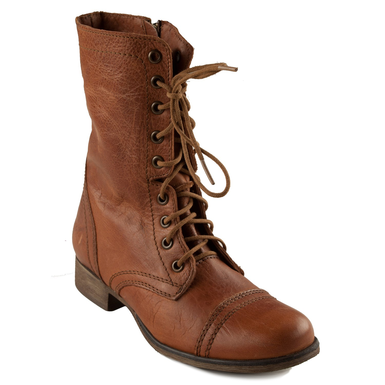 steve madden troopa boots women 39 s evo outlet. Black Bedroom Furniture Sets. Home Design Ideas