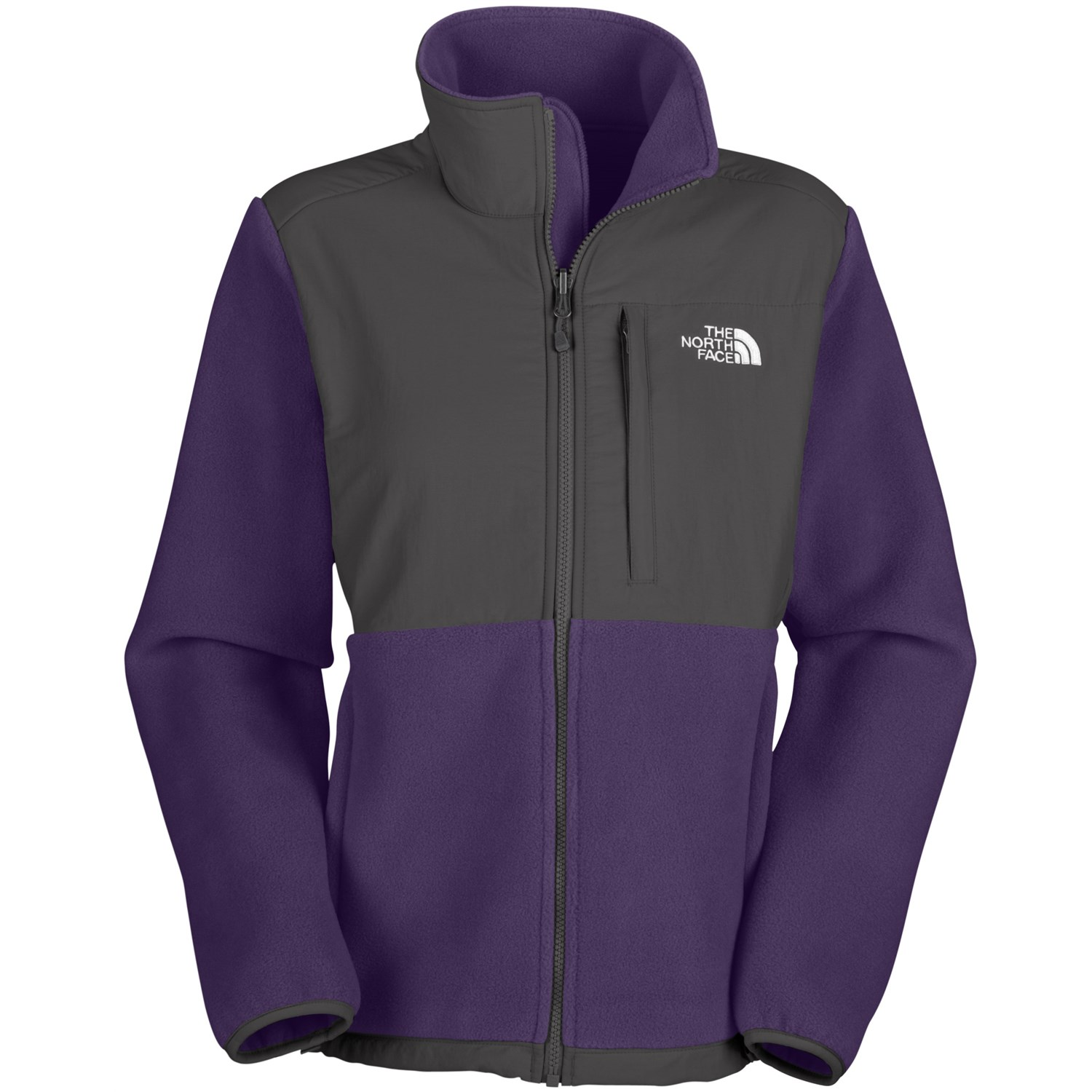 Black northface jacket womens
