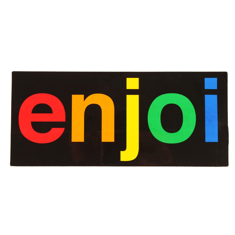 Pin Enjoi-logo on Pinterest