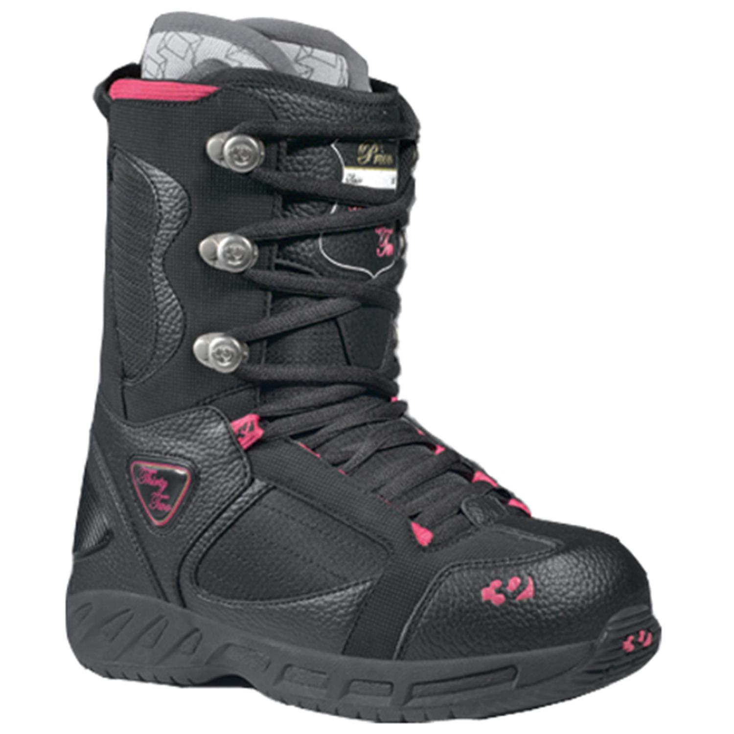 32 thirty two prion snowboard boots s 2006 evo