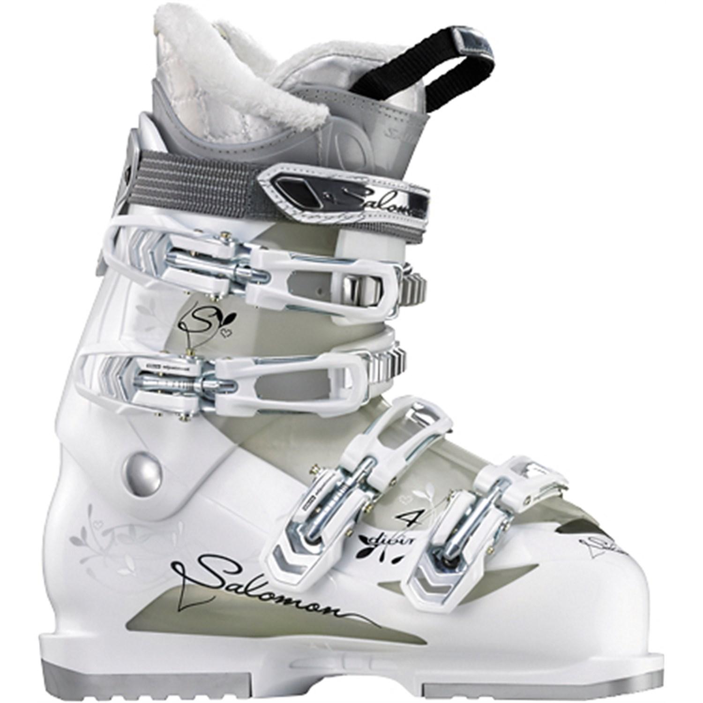 salomon divine 4 ski boots women 39 s 2012 evo outlet. Black Bedroom Furniture Sets. Home Design Ideas