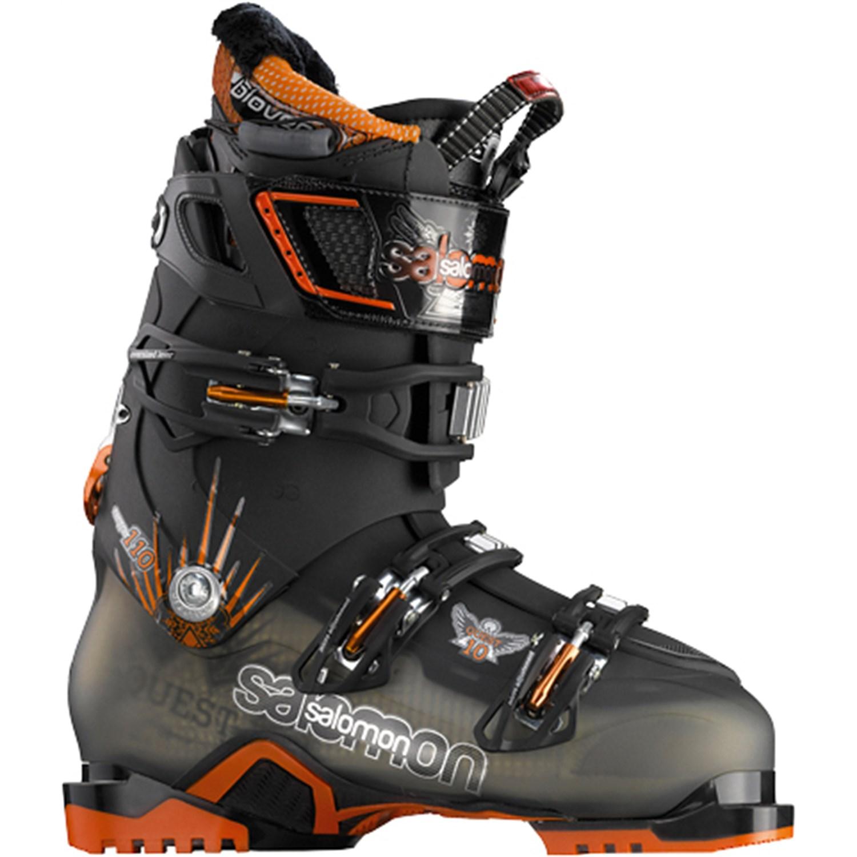 salomon quest 10 ski boots 2012