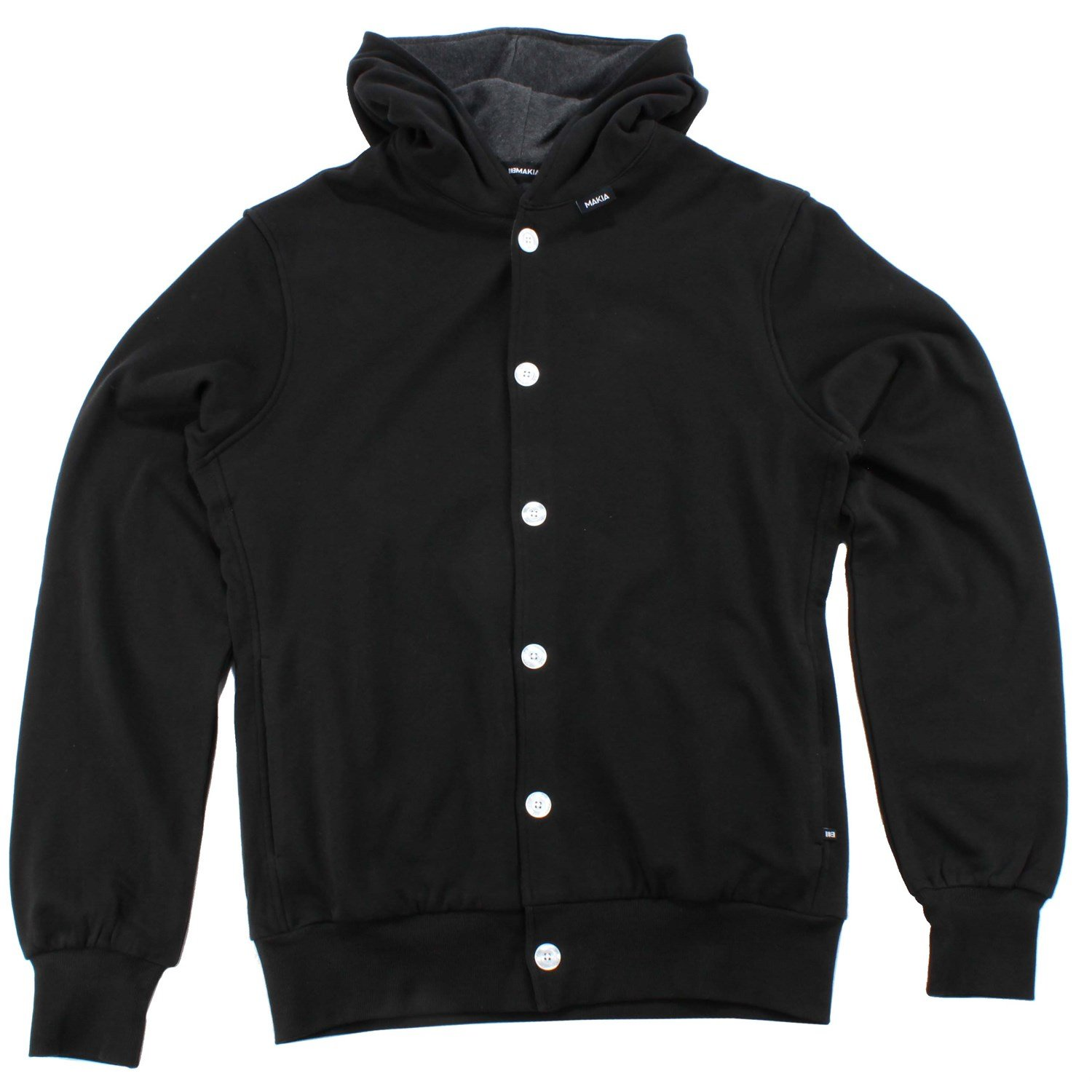 Button up hoodies