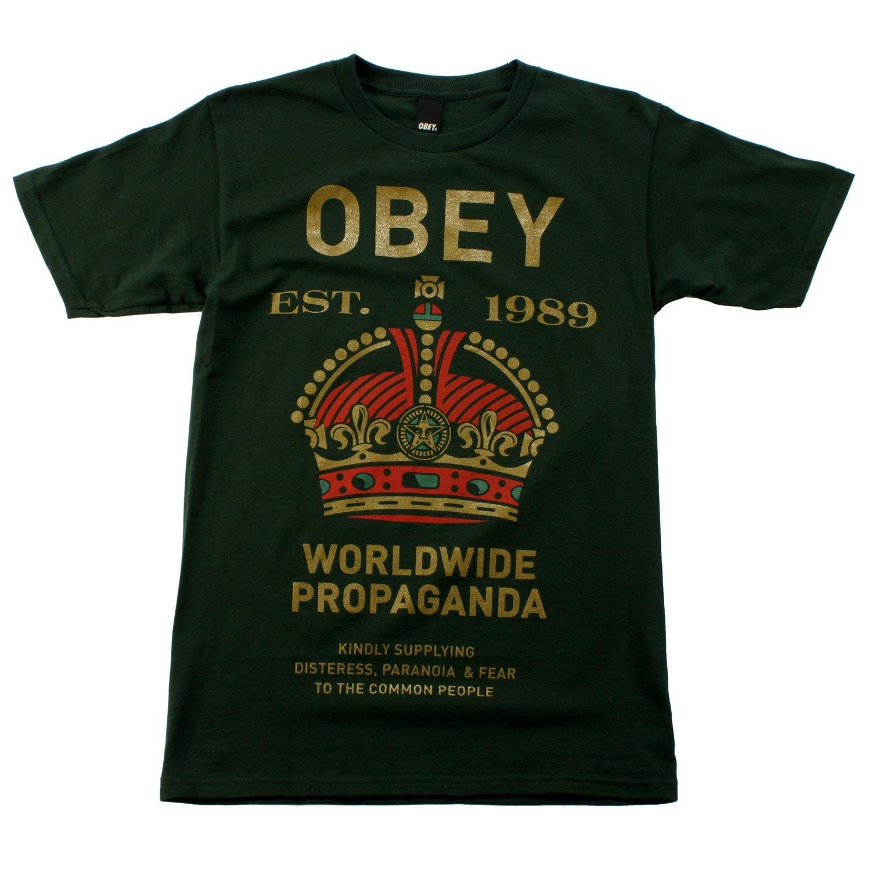 obey clothing royal mandate t shirt evo outlet. Black Bedroom Furniture Sets. Home Design Ideas