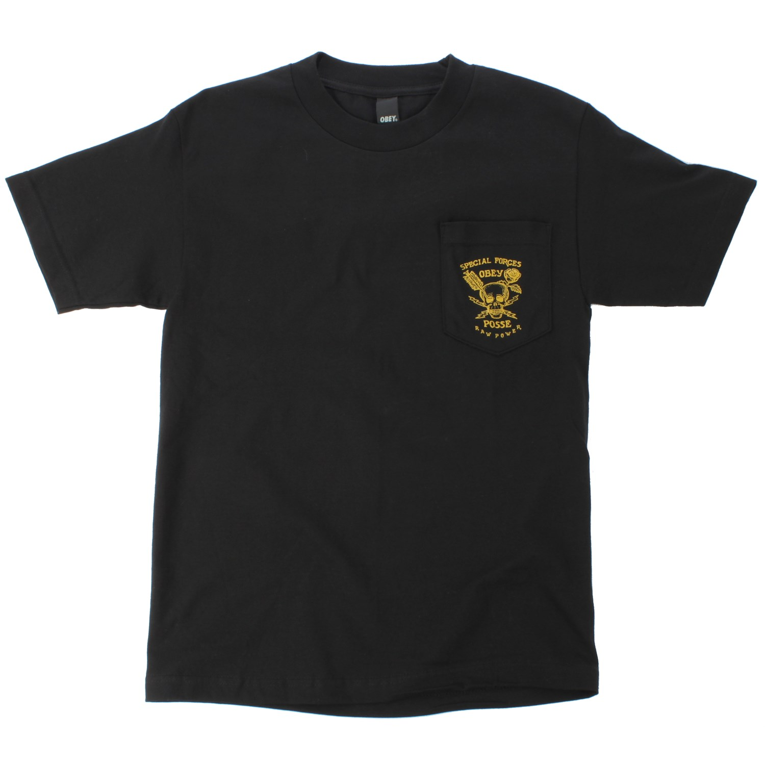 Obey Clothing Special Forces T Shirt | evo outlet