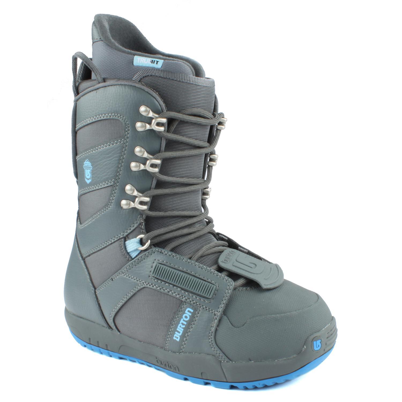 burton progression snowboard boots s demo 2012