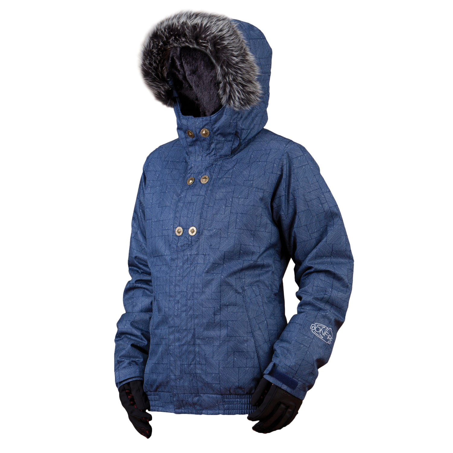 Bonfire womens jacket