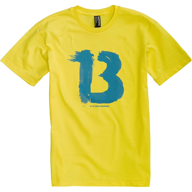 Burton painted b t shirt evo for T shirt printing in colorado springs