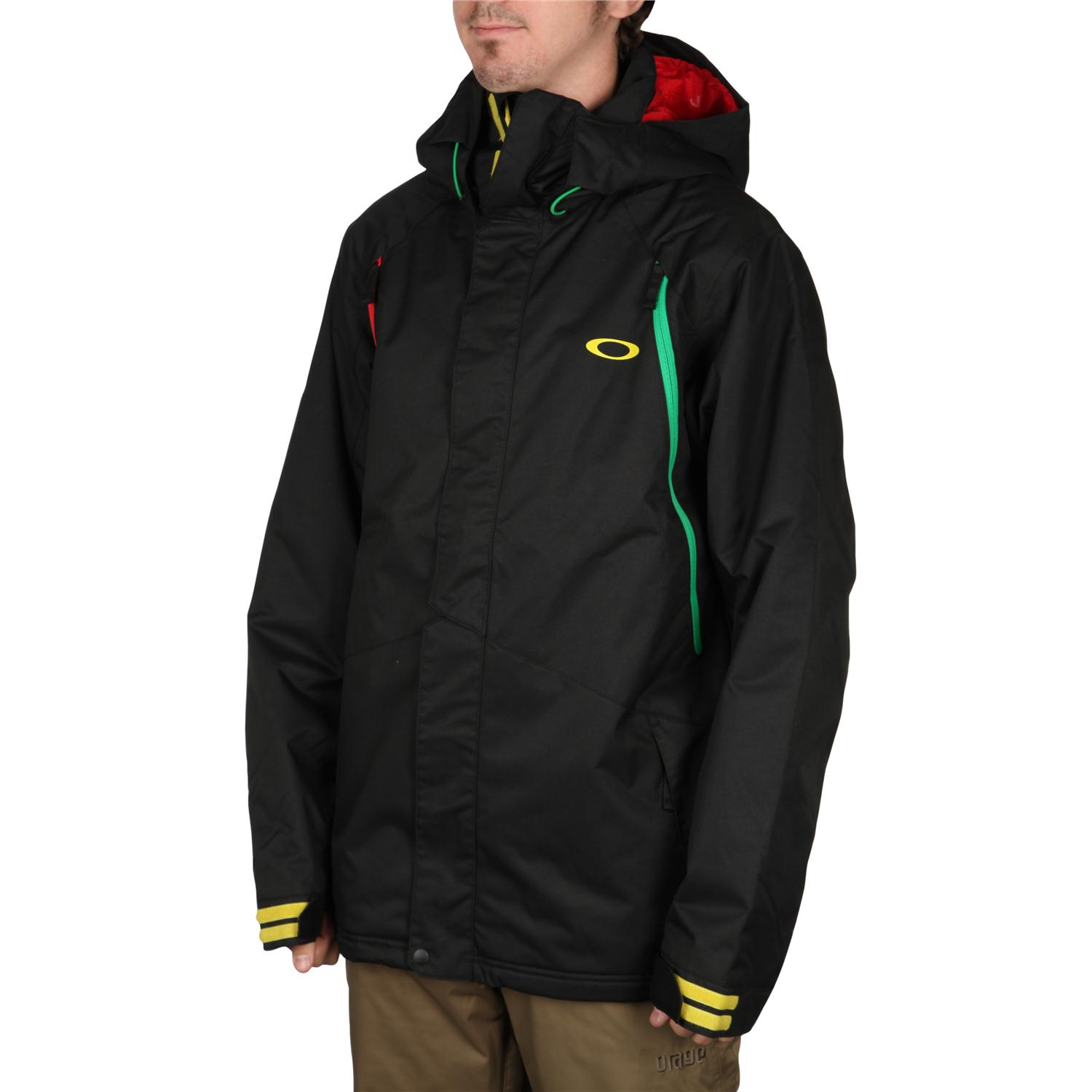 Oakley deals jacket