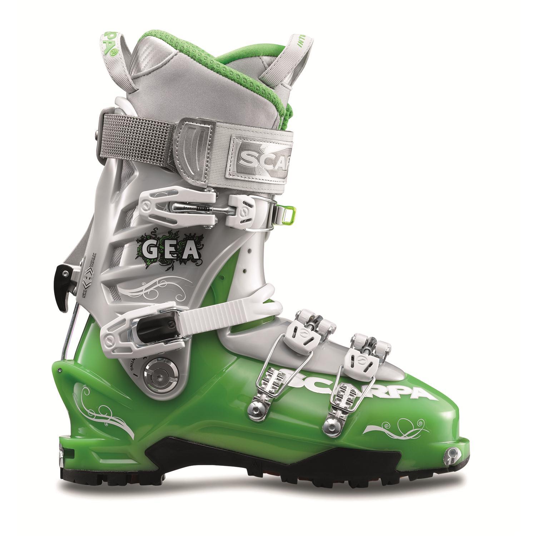 Scarpa Gea Alpine Touring Ski Boots - Women s 2014