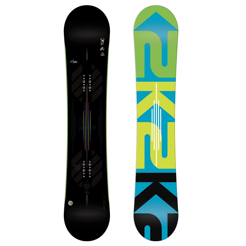 K2 Slayblade Wide Snowboard + Union Atlas Bindings 2013