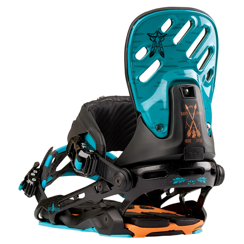 Lib Tech Dark Series C2BTX Wide Snowboard + Rome Targa