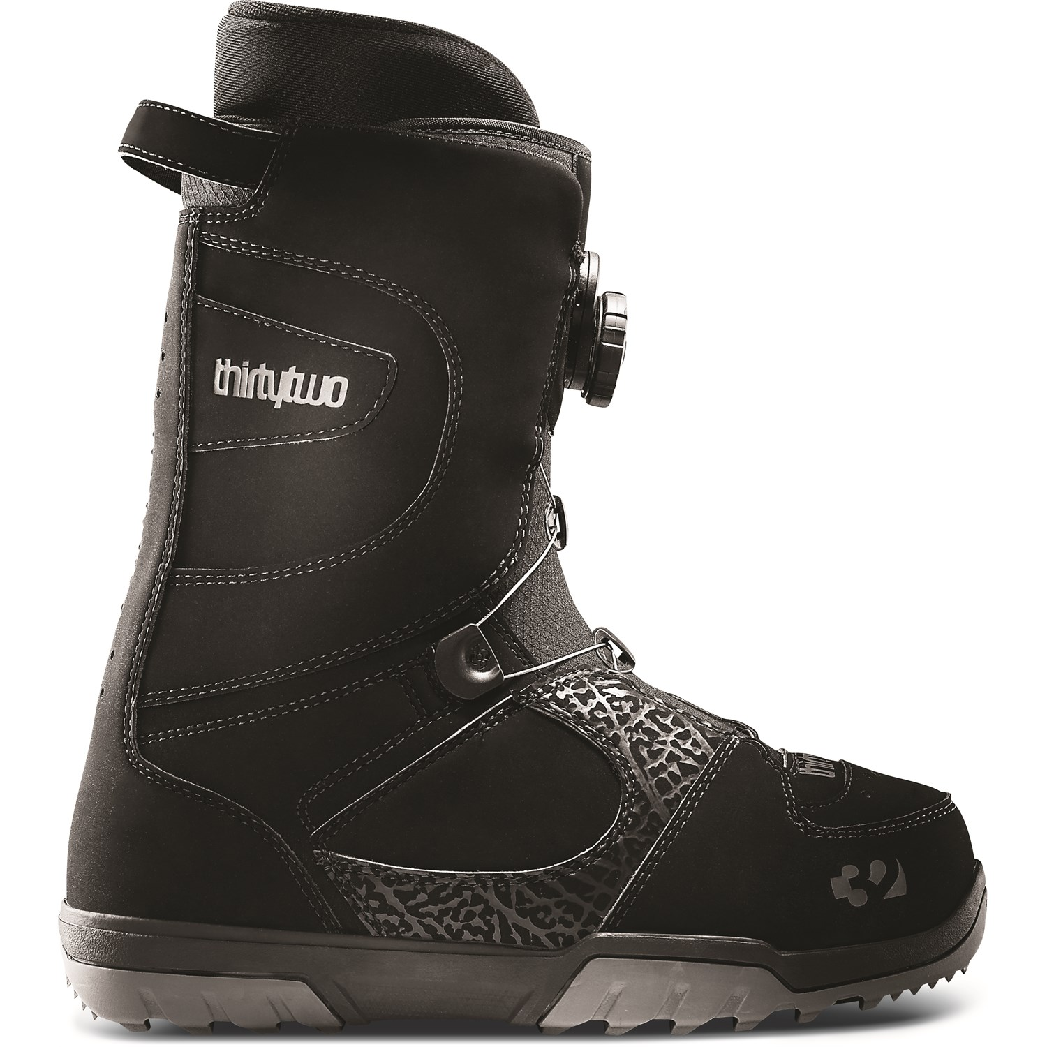32 stw boa snowboard boots 2013 evo outlet. Black Bedroom Furniture Sets. Home Design Ideas