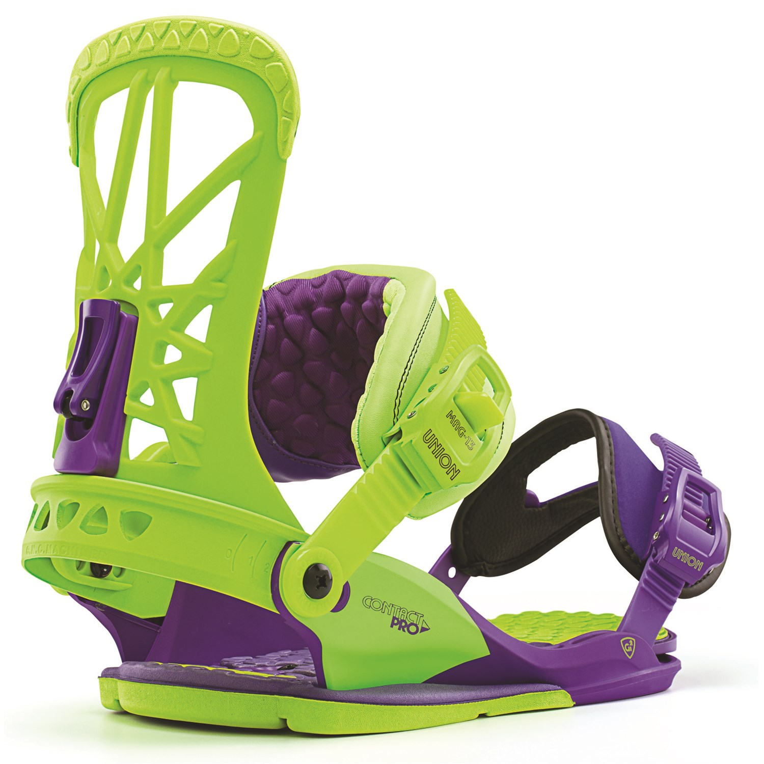 K2 Fastplant Snowboard + Union Contact Pro Bindings 2013