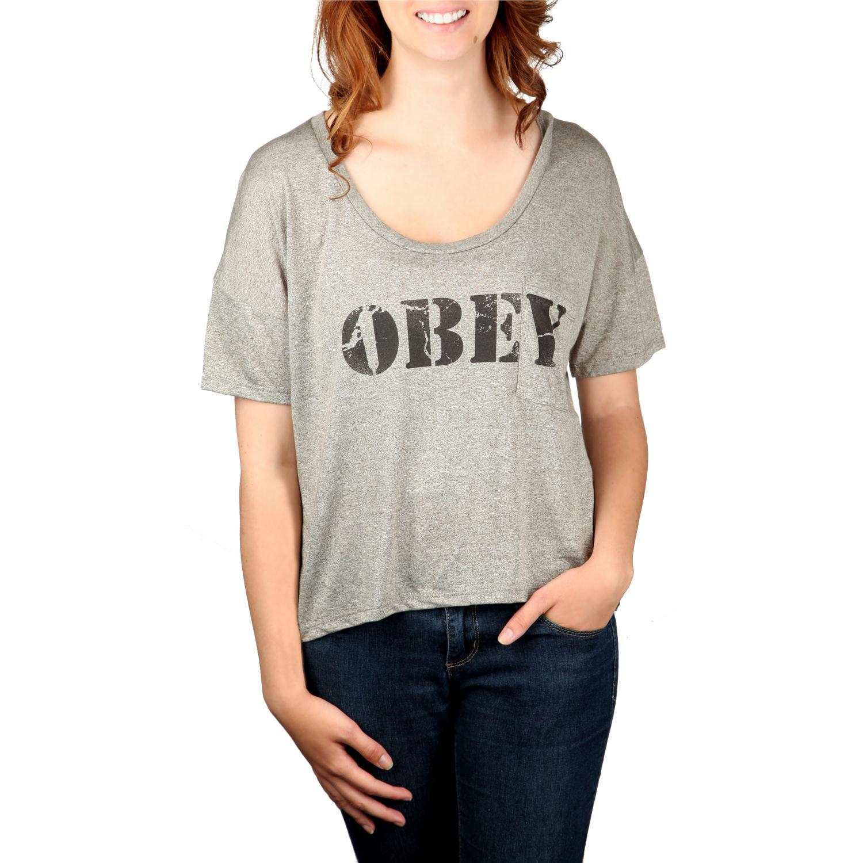 Obey hoodie women