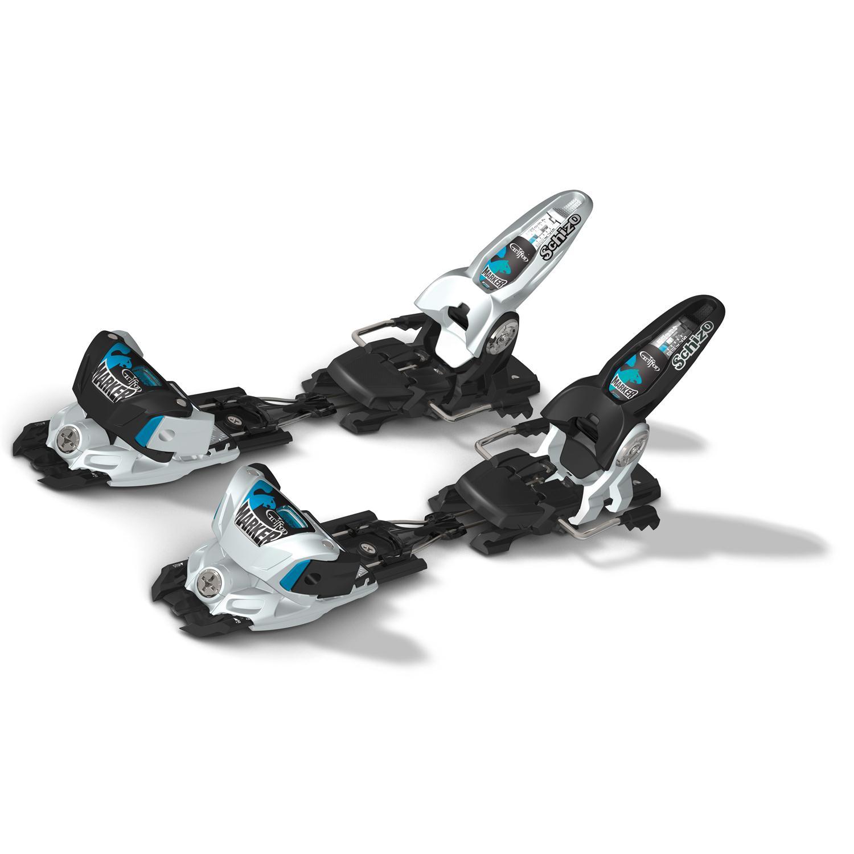 Marker Griffon Schizo Ski Bindings (110mm Brakes) 2013