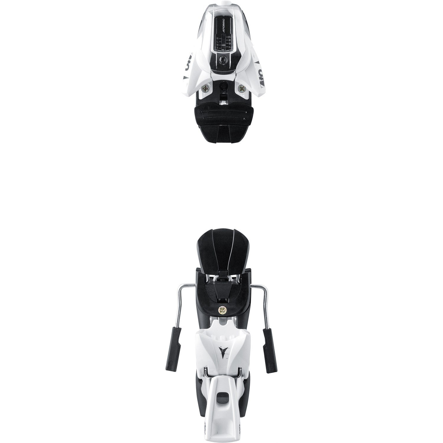 Atomic FFG 10 Ski Bindings (100mm Brakes) 2013 | evo outlet