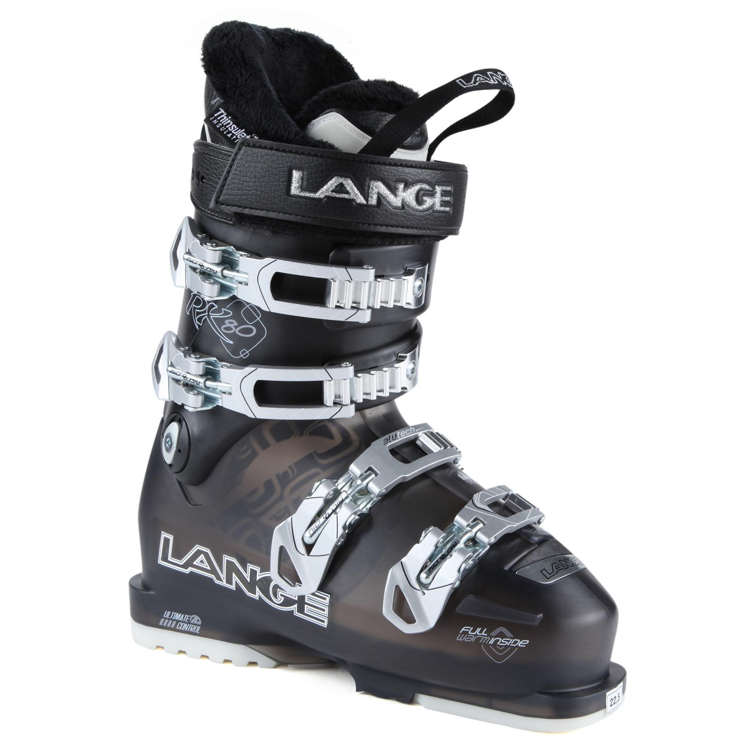 Lange Exclusive RX 80 Ski Boots - Women's 2013 | evo outlet