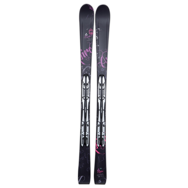 Fischer Aspire FP9 (Black) Skis + RS 10 Bindings