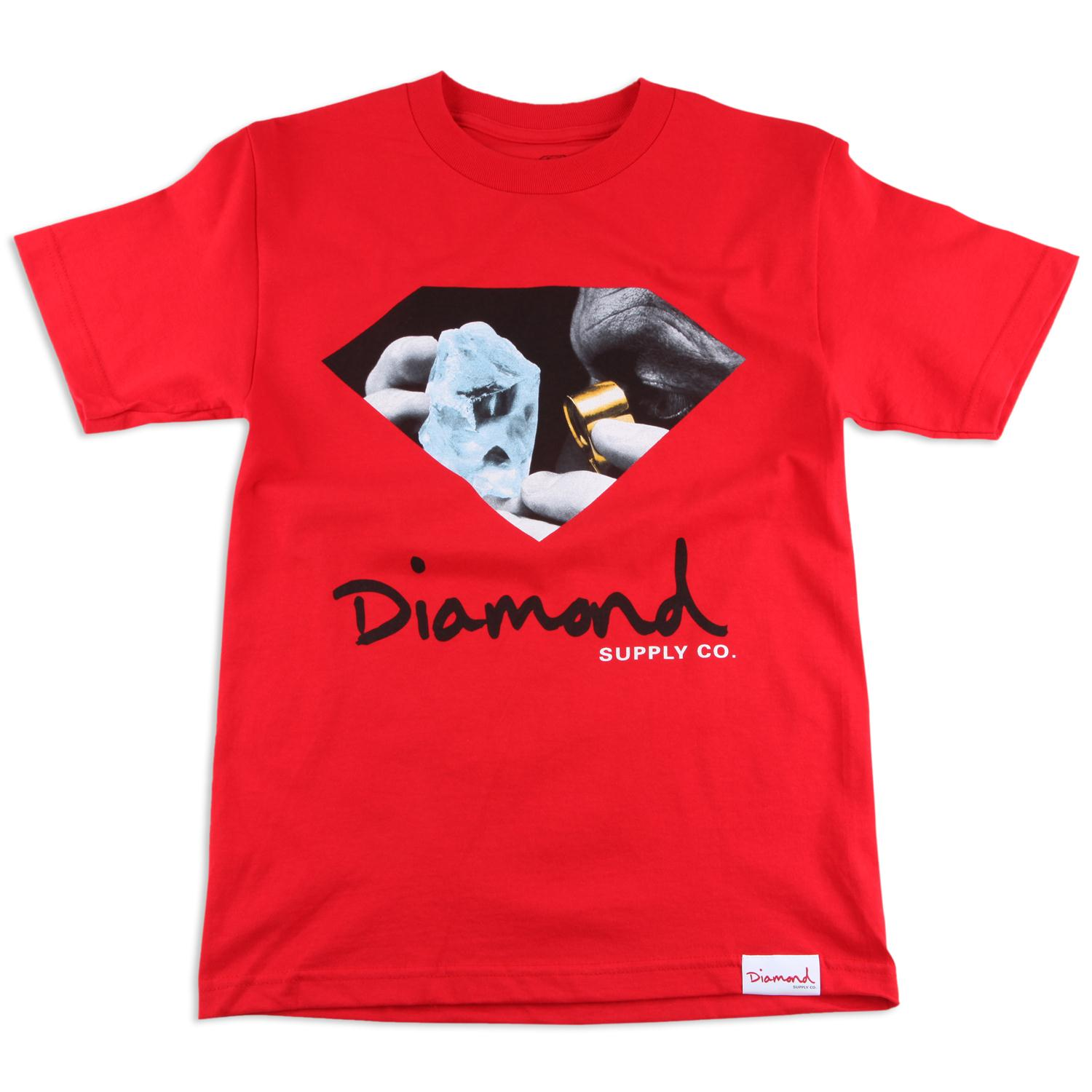 Diamond supply co clothing jumpers sale for The red t shirt company