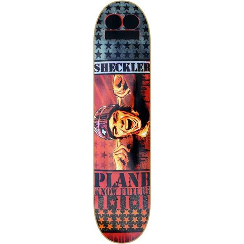 Plan B Ryan Sheckler No Future Mini Skateboard Deck | evo ...