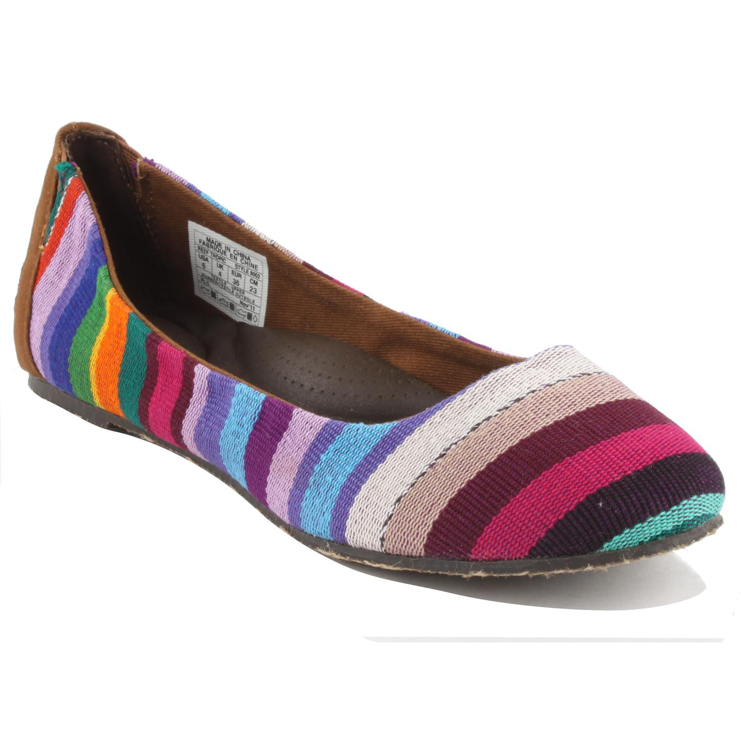 reef tropic slip on shoes s evo outlet