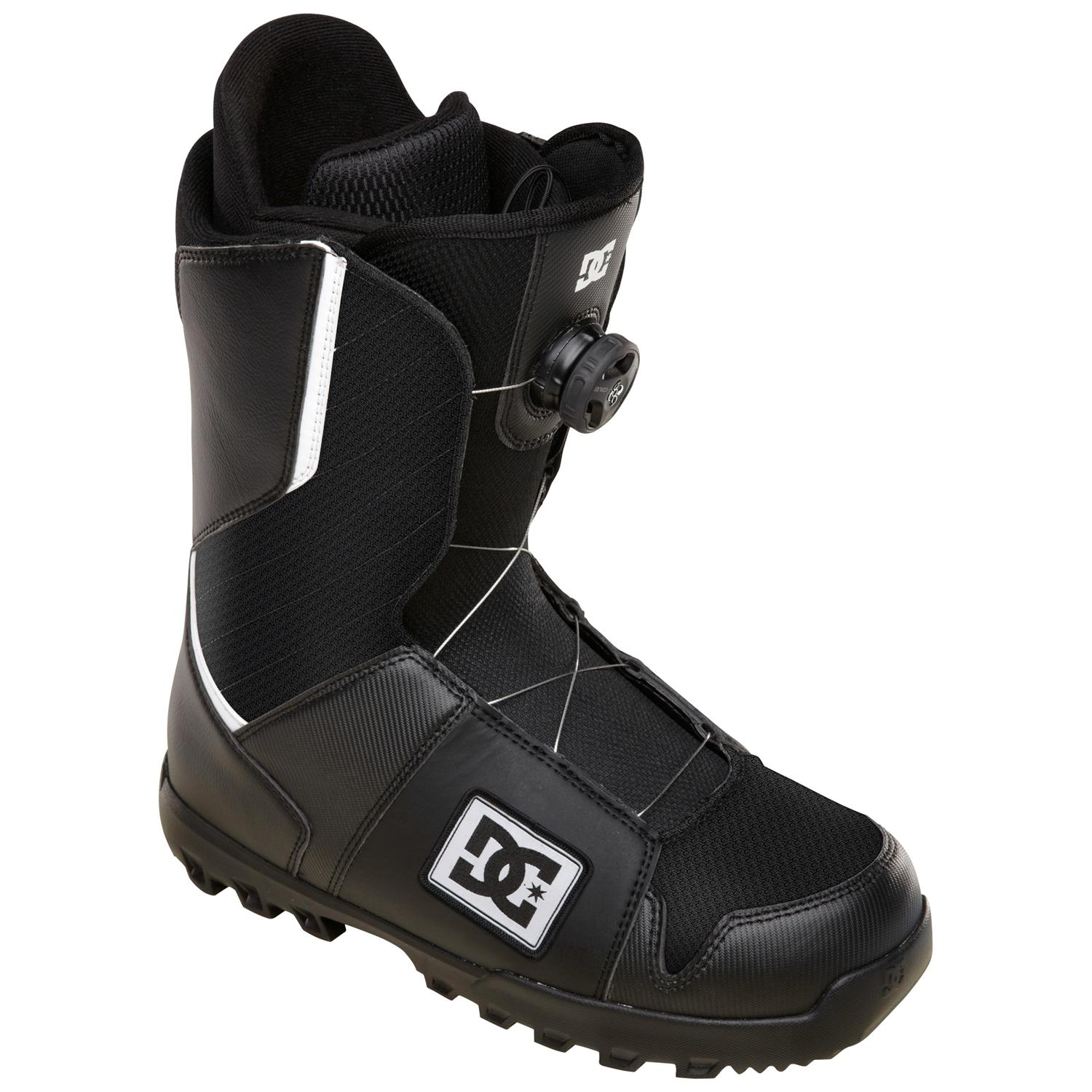 dc scout boa snowboard boots 2013 evo outlet. Black Bedroom Furniture Sets. Home Design Ideas