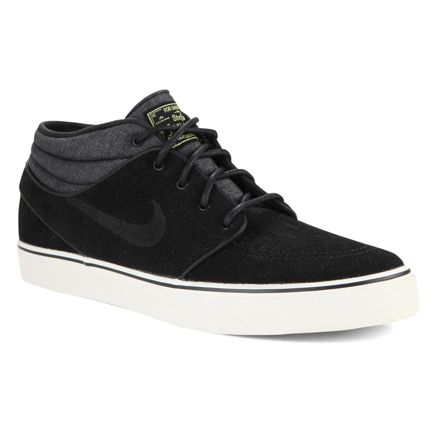 nike zoom stefan janoski mid shoes evo outlet. Black Bedroom Furniture Sets. Home Design Ideas