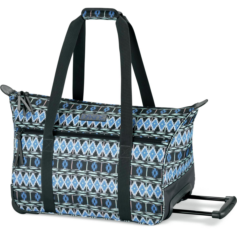 Model PREMIUM WOMENS Rolling CARRY ON LUGGAGE Plaid Purse Duffel Bag Suitcase 21 Inch | EBay