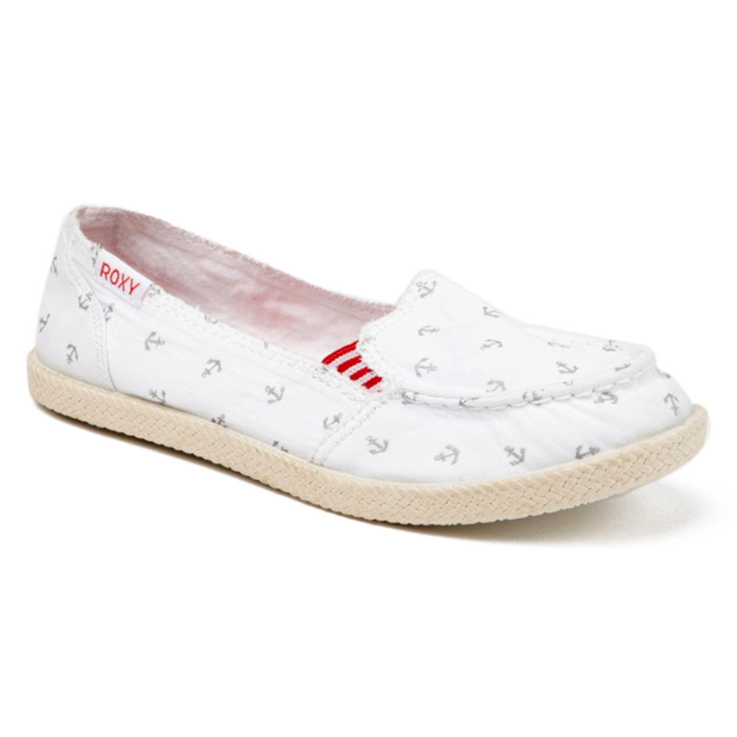 Roxy Lido Rope Slip-On Shoes - Women's | evo outlet