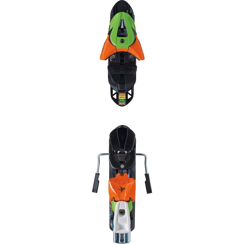 Atomic FFG 12 Demo Ski Bindings (100mm Brakes) 2012