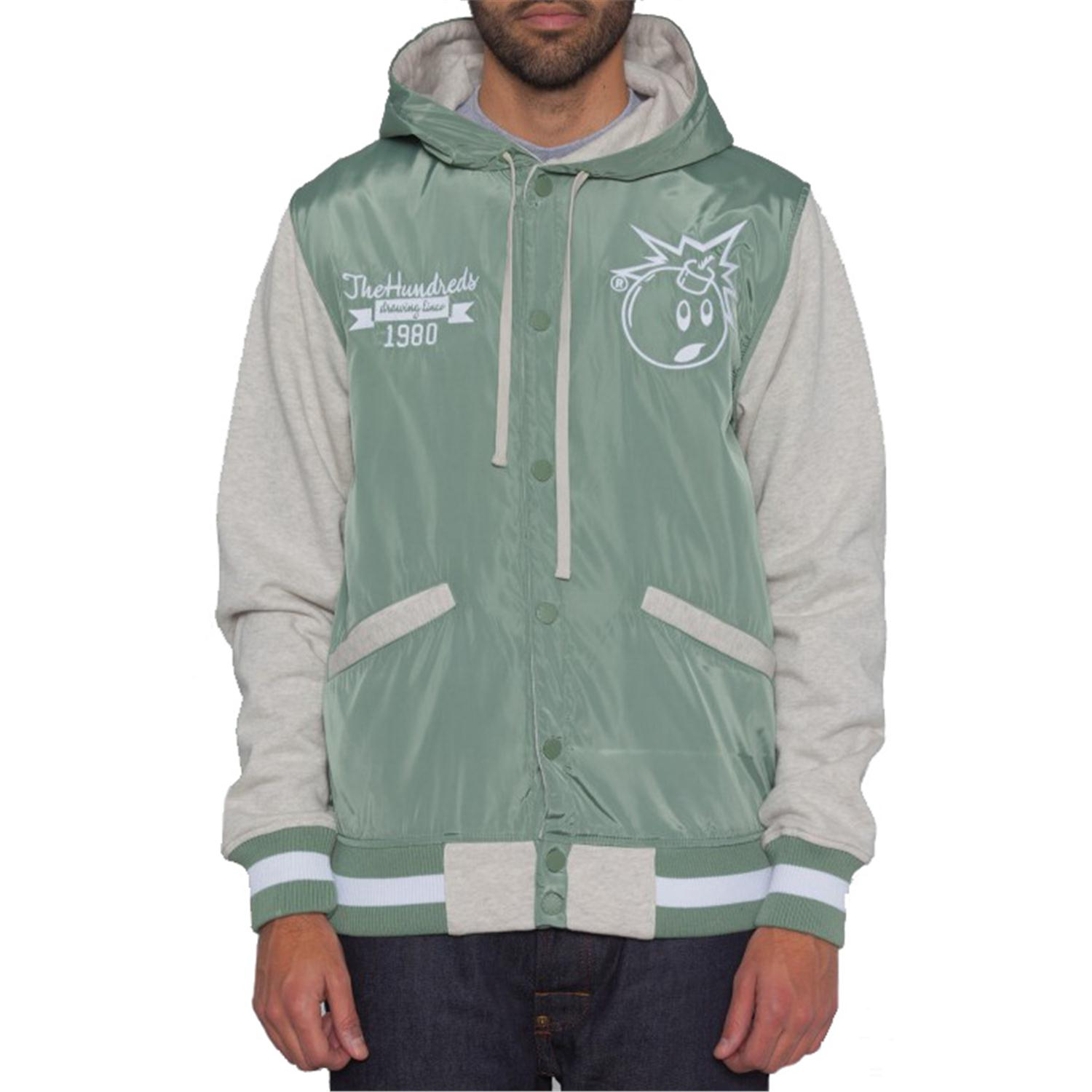 Find great deals on eBay for the hundreds jackets. Shop with confidence. Skip to main content. eBay: The Hundreds Reloaded Varsity Jacket (Small) Pre-Owned. $ or Best Offer. Free Shipping. THE HUNDREDS x DEATH ROW RECORDS Blue Denim Jacket sz .