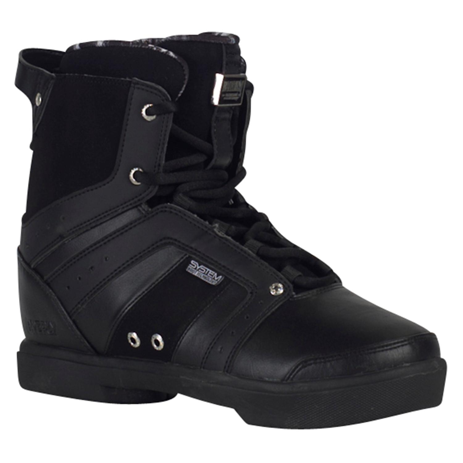 Byerly System Boots + System Bindings 2013