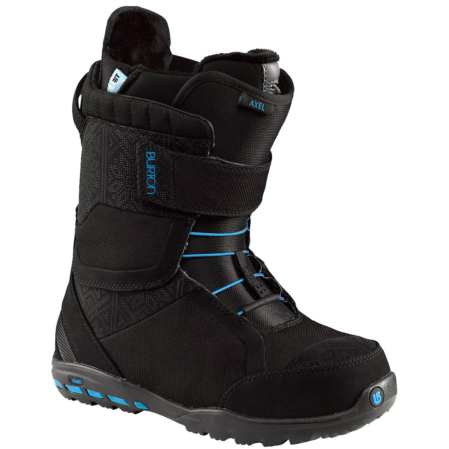 burton axel snowboard boots s 2013 evo outlet