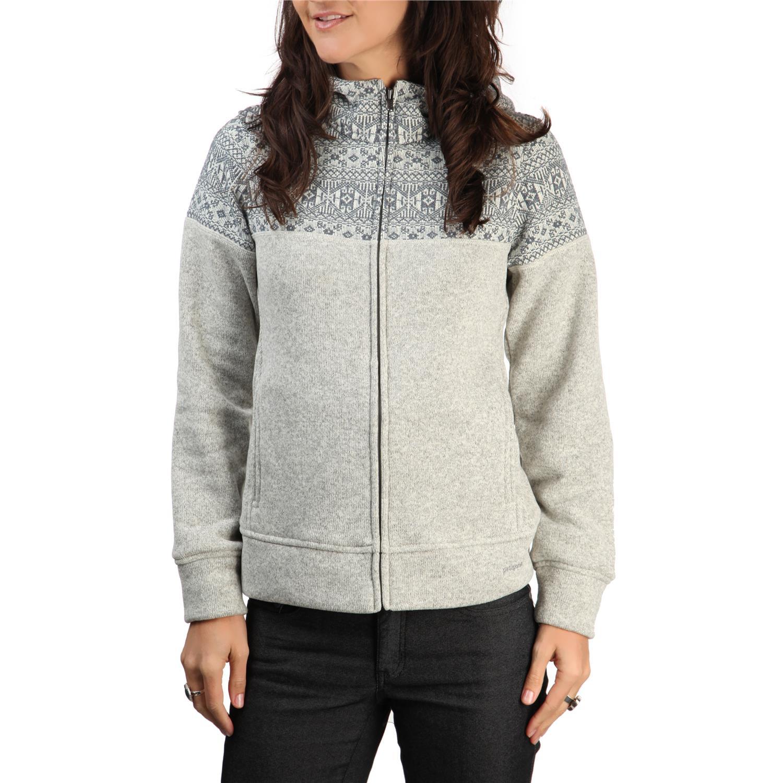 Patagonia better sweater icelandic hoody