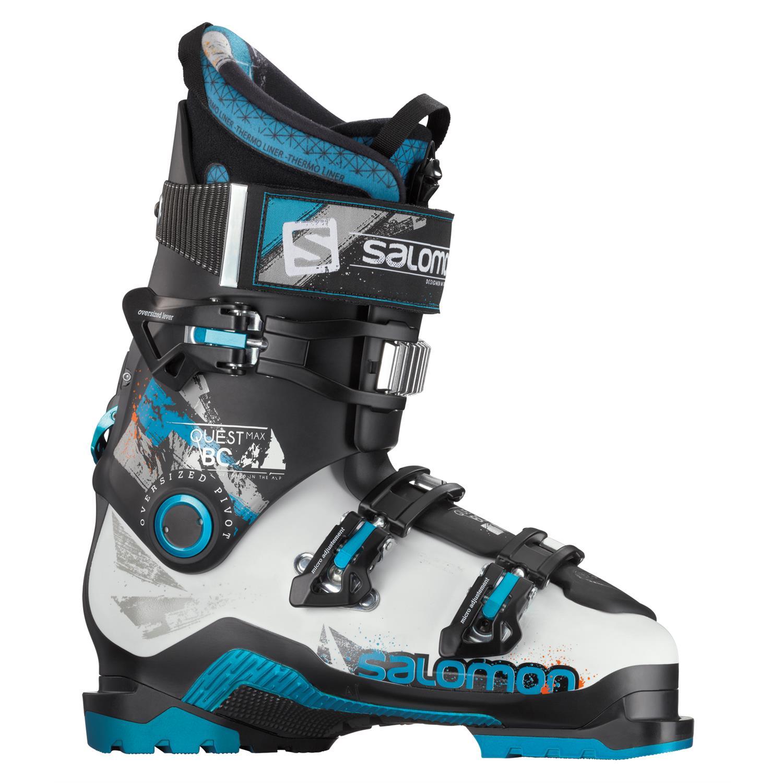 Salomon Quest Max Bc 120 Ski Boots 2014 Evo
