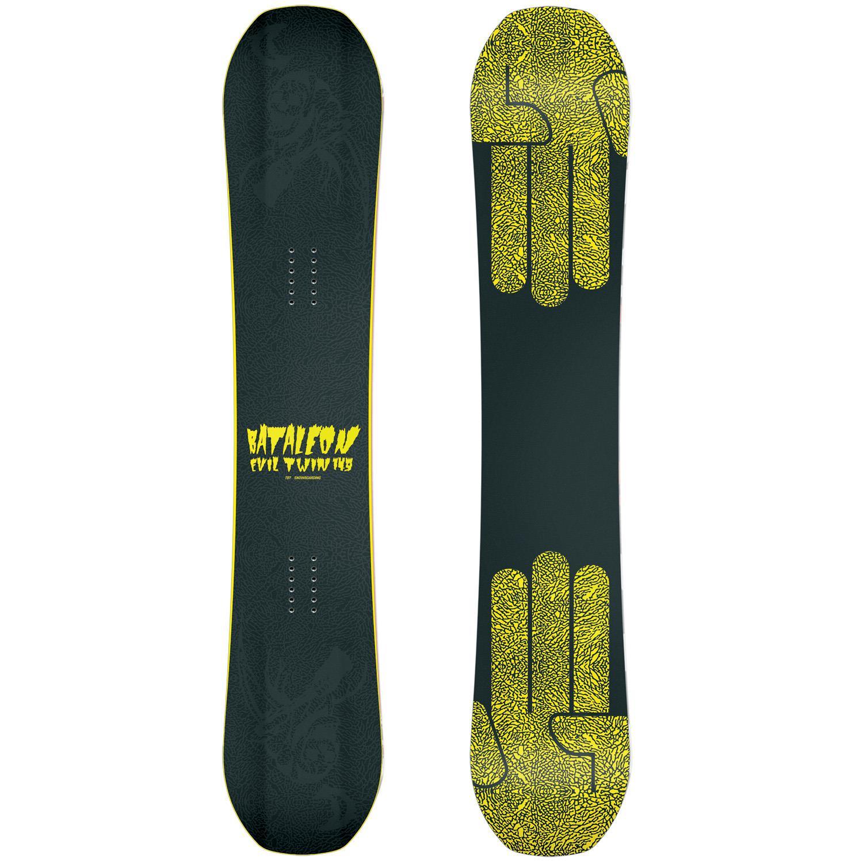 Bataleon Evil Twin Snowboard 2014