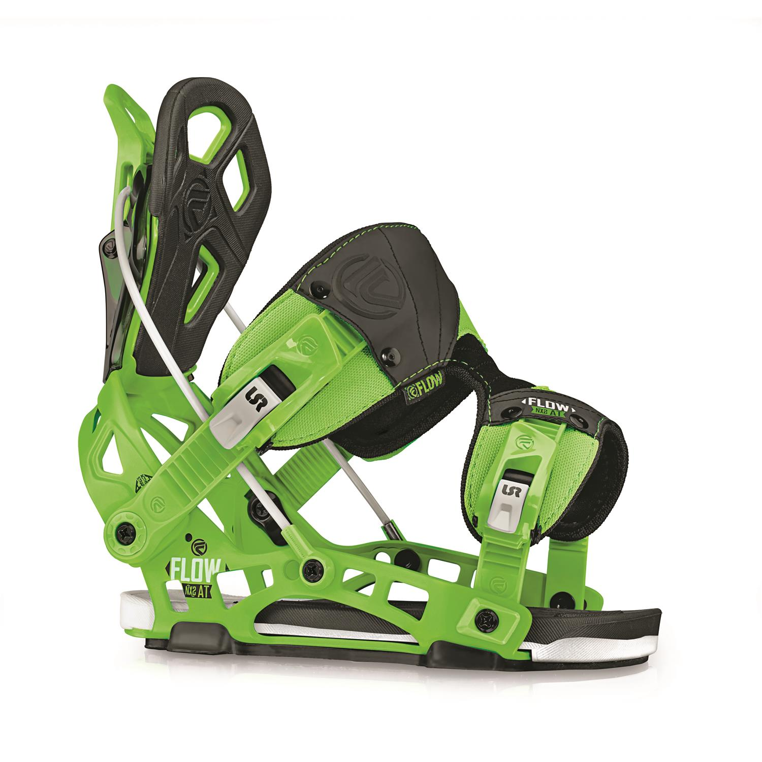 K2 Slayblade Snowboard + Flow NX2-AT Snowboard Bindings